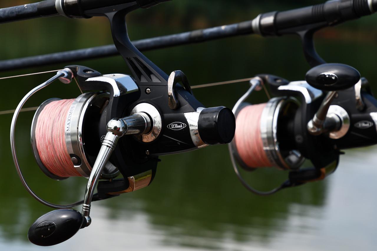 Údržba rybářského vybavení