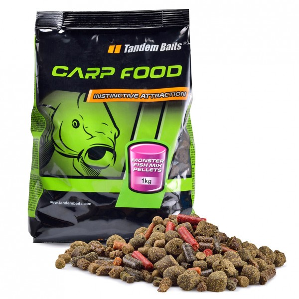 Impact Monster Fish Mix 1kg