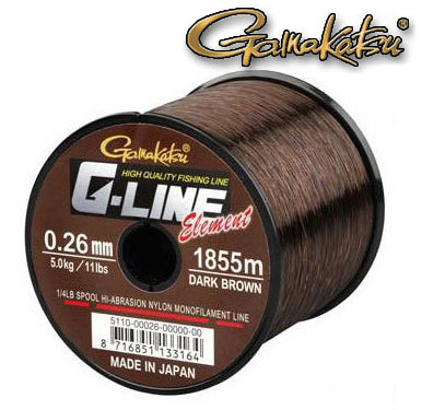 Gamakatsu G-Line Element 1490m/0.28mm