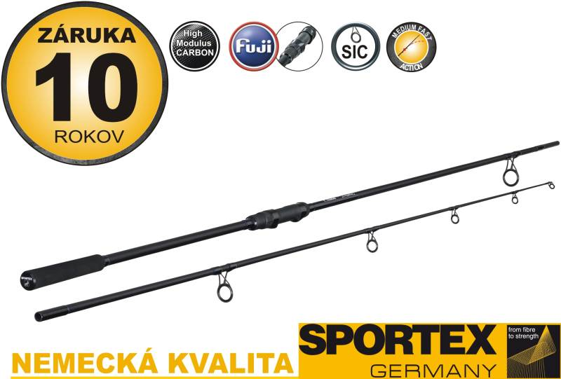 SPORTEX COMPETITION STALKER NT 10ft -300cm /3 lbs/2díly