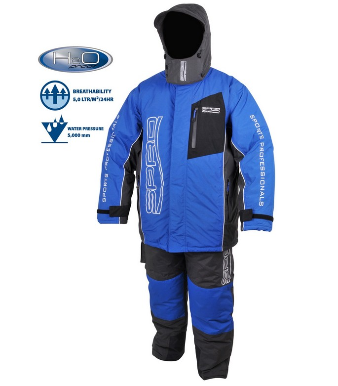 Spro komplet Power Thermal teplý oblek XXXXL
