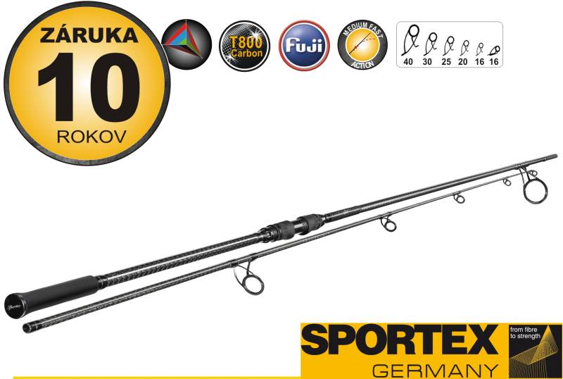 SPORTEX - Best ONE Carp - 366cm, 2,75lb