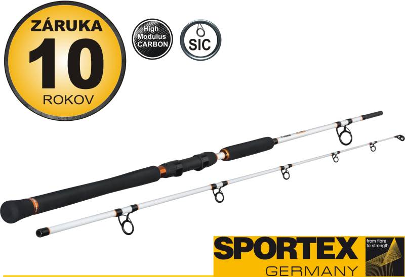 SPORTEX - Turbo Cat Spin -TC 2417,240cm,90-160g