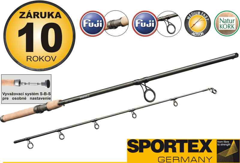 SPORTEX - KEV SEA SPIN-SP 2756,275cm, 80-110g