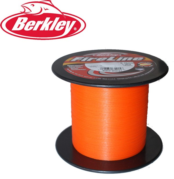 Berkley FireLine 0.12mm/ 1800m Orange