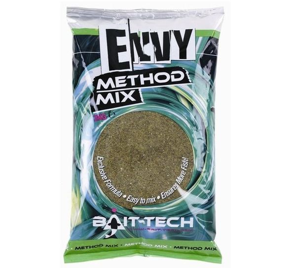 Bait-Tech Krmítková směs Hemp & Halibut Method Mix 2kg