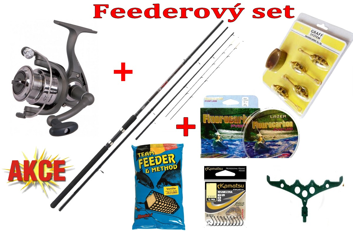 Feederový set