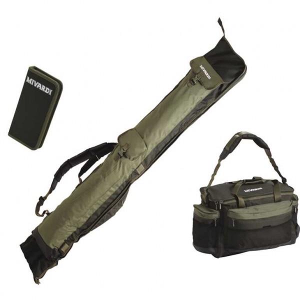 Kaprařský set MIVARDI - Premium 205 - obal+taška+pouzdro empty 375f49151c