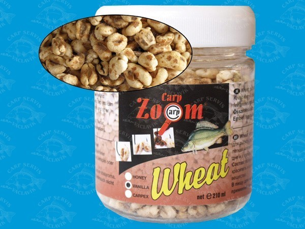 Wheat - Pšenice Carp Zoom 210ml