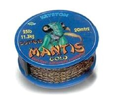 Super Mantis Gold 25lb / 20m