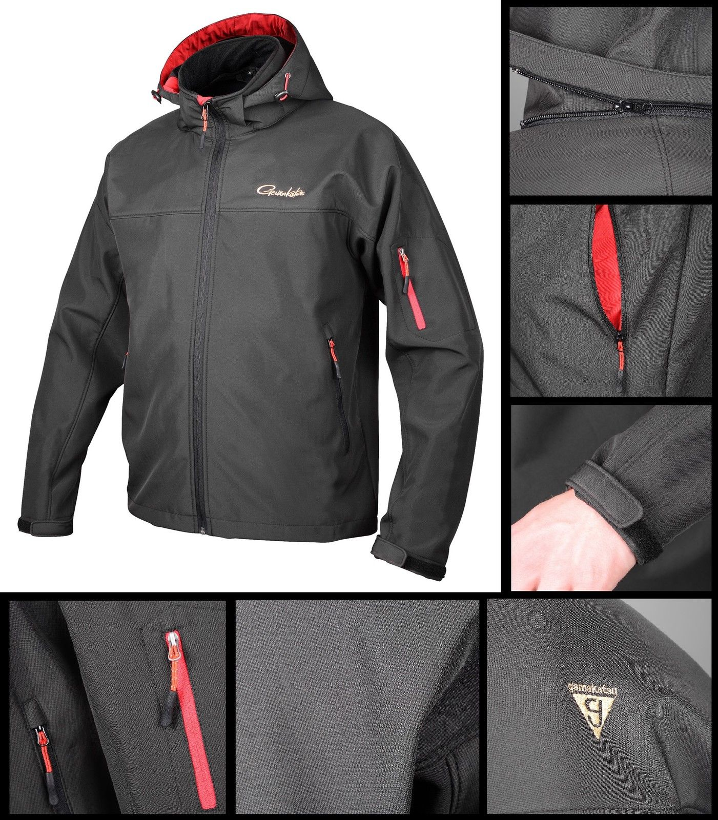Gamakatsu Bunda Softshell XL