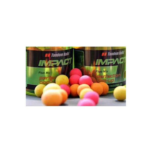 Tandem Baits Pop Up Fluo Mix 250ml