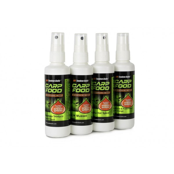 Tandem Baits SuperFeed Speed Spray 100ml