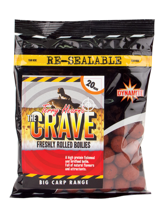 Dynamite Baits Boilies Crave 350g 20mm