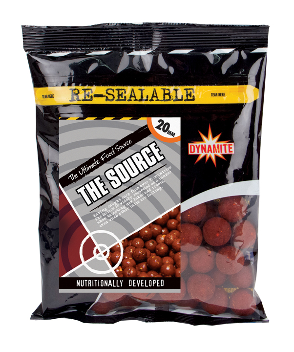 Dynamite Baits Boilies Source 350g 20mm