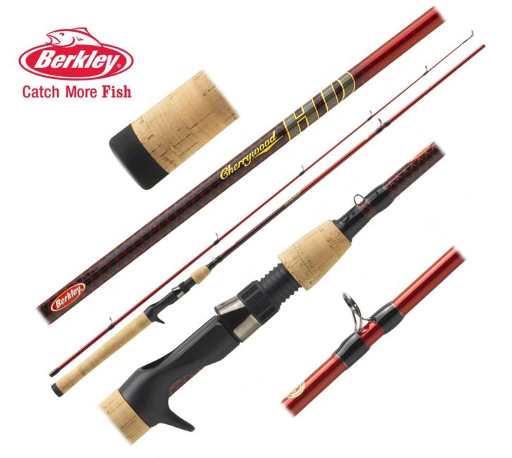 Prut BERKLEY CHERRYWOOD HD CAST 2,00M 7-28G