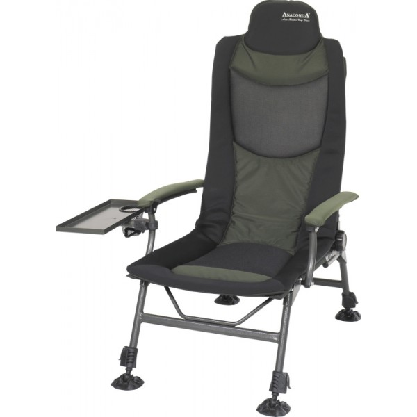 Saenger Anaconda Křeslo Moon Breaker Carp Chair