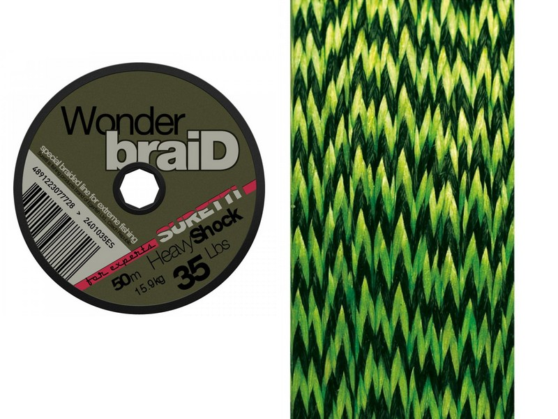 WonderbraiD Shock 50m - Sema/Suretti