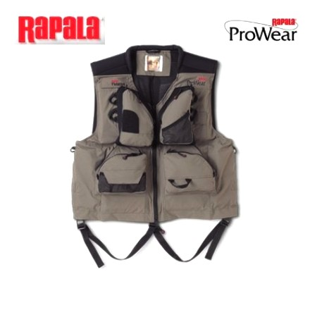 Rapala Float Long Shallow Vest - Vesta plovoucí