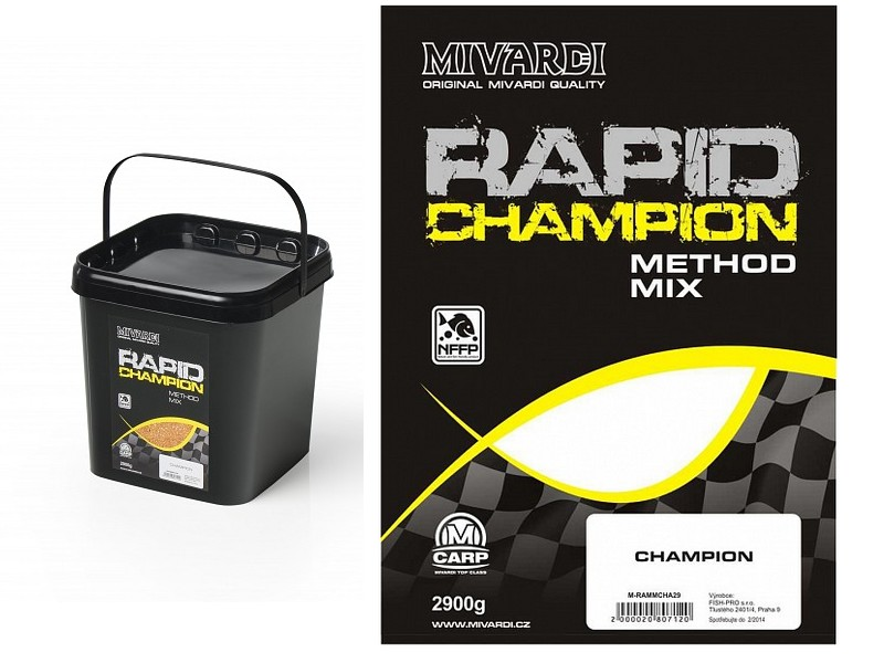 Method mix Rapid Champion 2900g