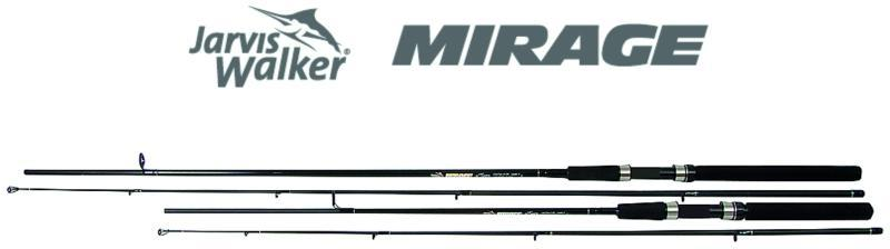 Jarvis Walker prut Mirage Spinning 2,4 m, 10-40 gr