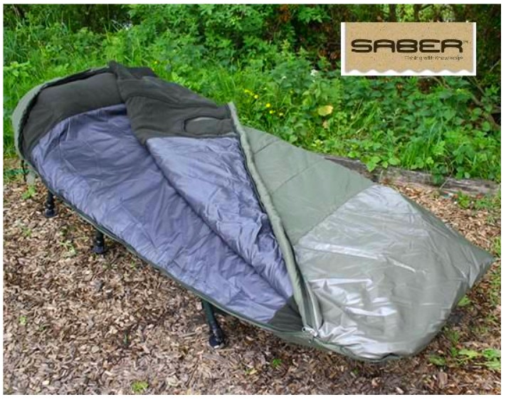 Spací pytel Saber Supra HF5 Sleeping Bag 5 Season