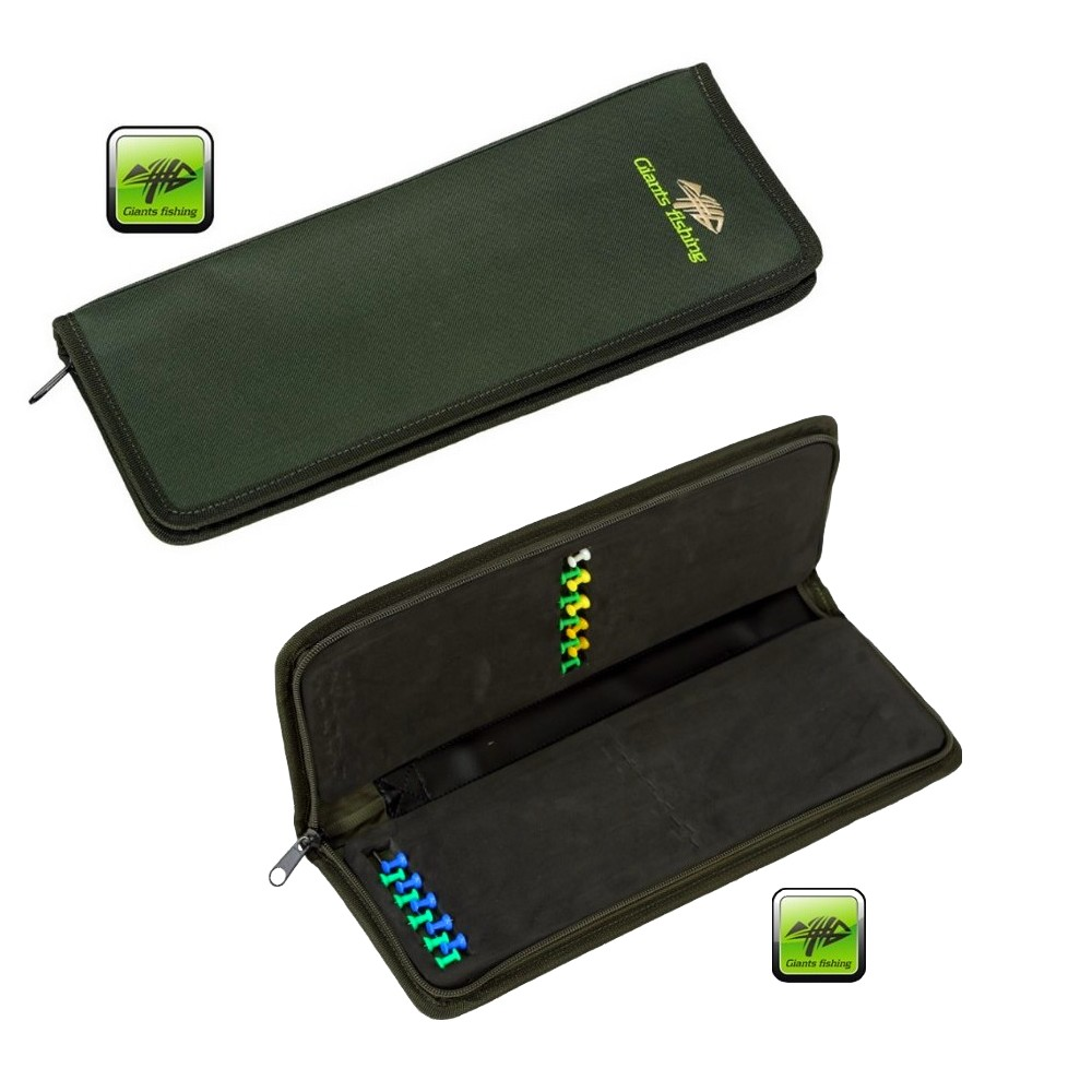 Pouzdro na návazce Stiff Rig Wallet XL - Giants Fishing