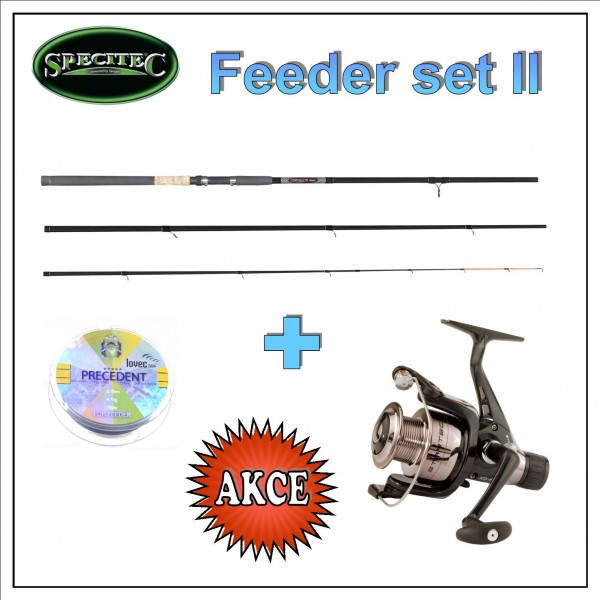 Saenger Feeder set II