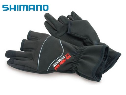 Shimano Rukavice HFG XT Gloves