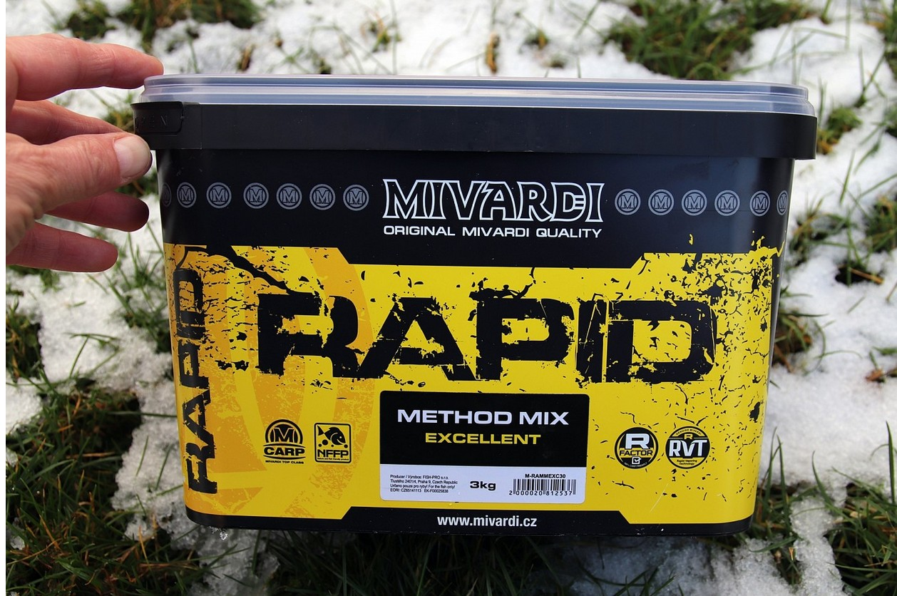 Method mix Rapid Excellent 3kg Mivardi