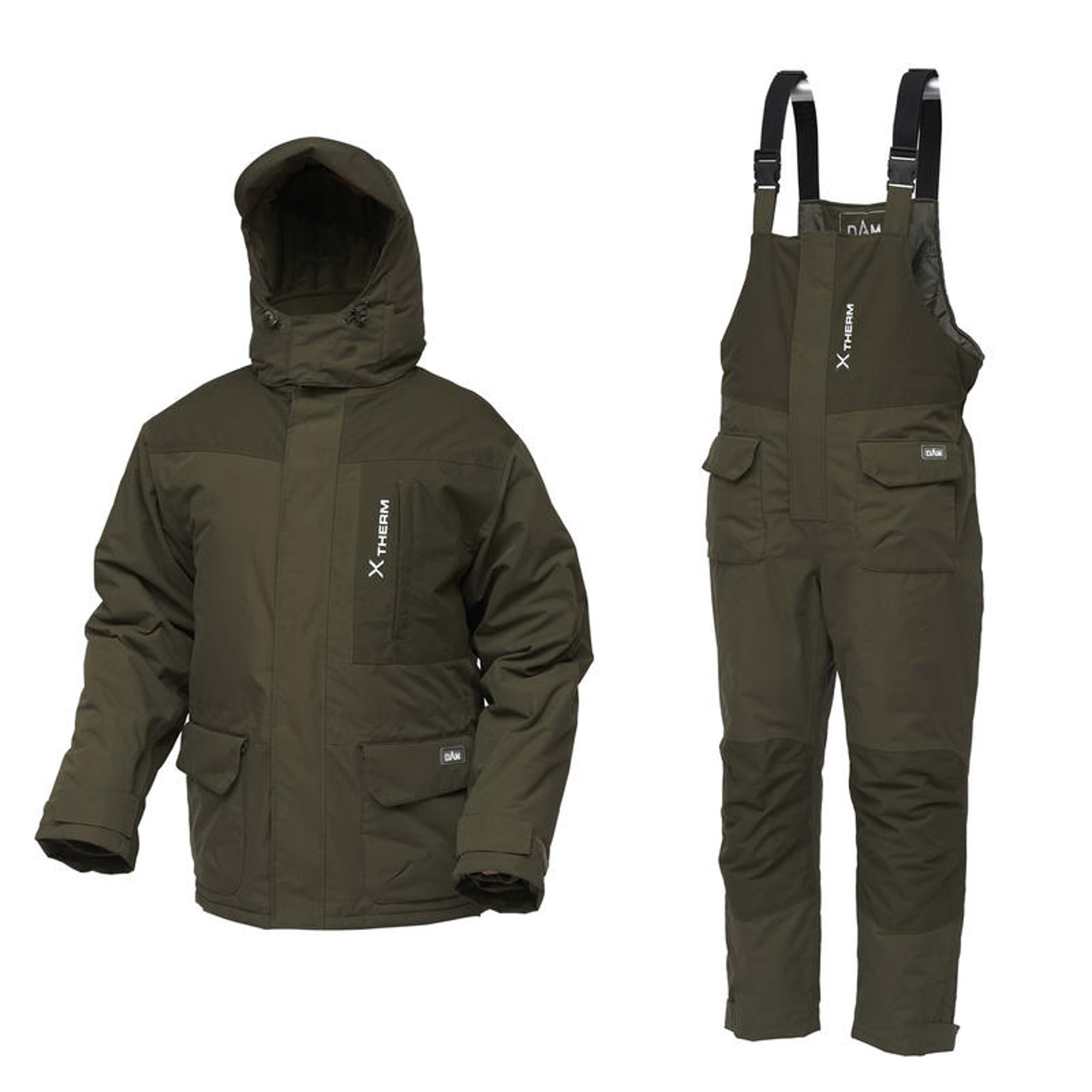 DAM Komplet Xtherm Winter Suit vel. XL