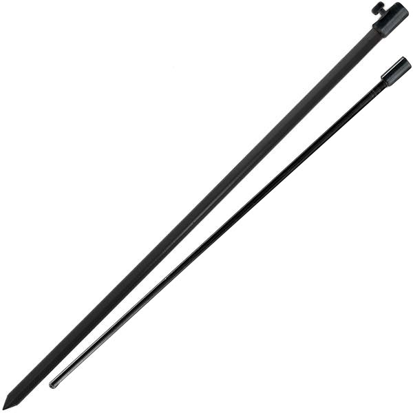 Zfish Vidlička Bank Stick Black 50-90cm