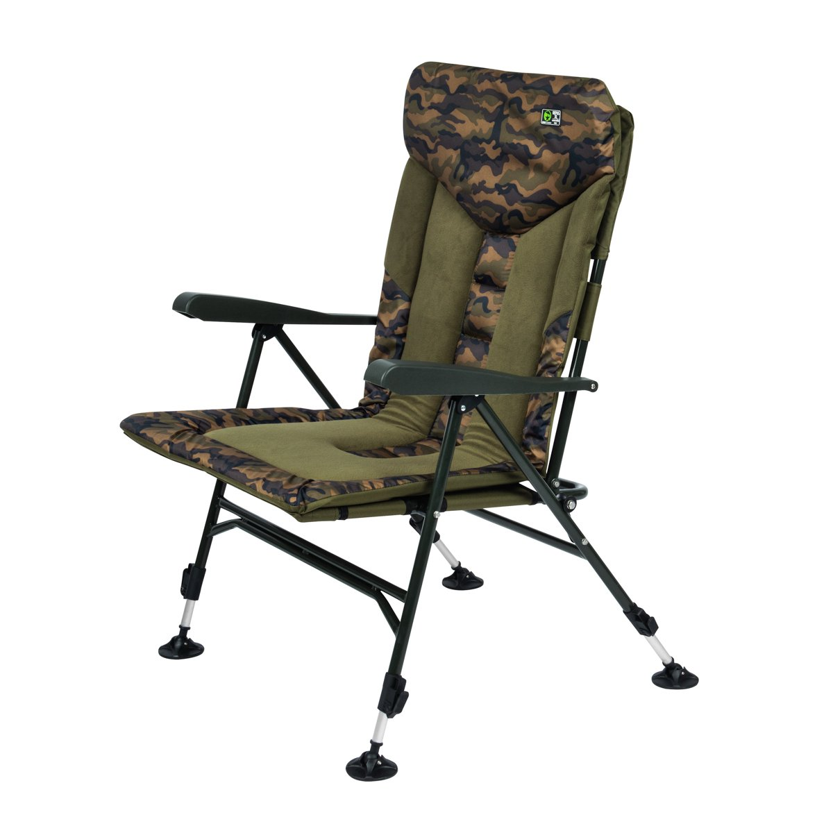 Starfishing Křeslo Repus Recliner XL - Camo