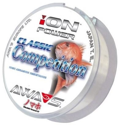 Awa Shima - Vlasec Ion Power Classic Competition 0,28mm 10,25kg 500m
