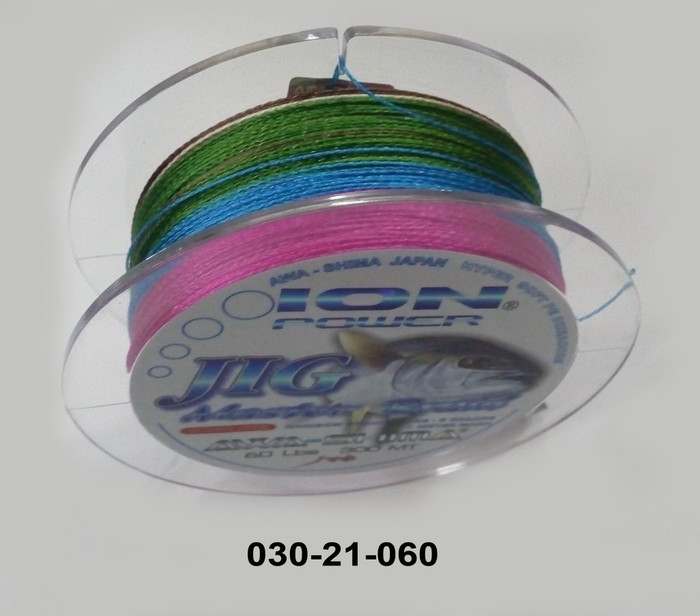 AWA-SHIMA ION POWER ISO JIGG RAINBOW 30Lbs/300MT