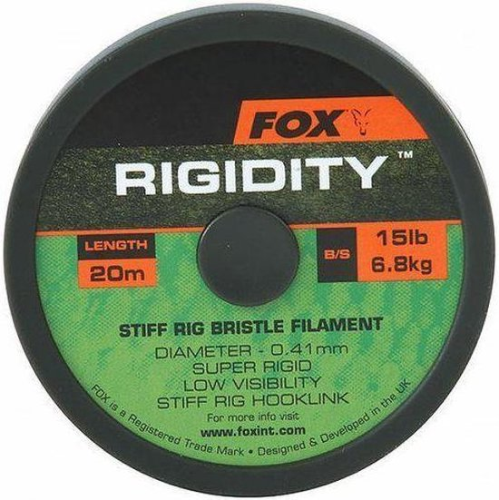 Fox Rigidity 25Lb X20M