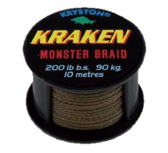Kryston Kraken Monster Braid 200 lb/90kg