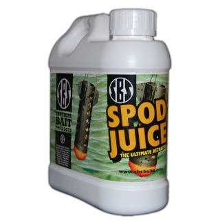 Posilovač  SBS Spod Juice Fruit & Nut  1l