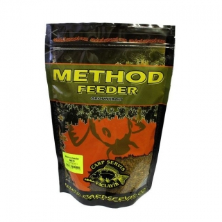 Carp Servis Vaclavík Method Feeder Groundbait - 600 g/SLUNEČNICE
