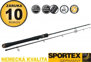 SPORTEX-Curve Spin,PS2100,210cm,10g
