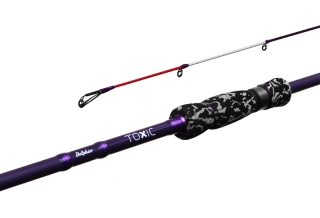 Delphin TOXIC Spin-240cm/10-35g