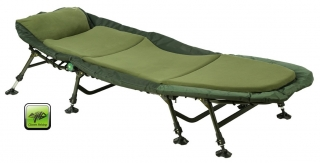 Lehátko Bedchair Fleece 8Leg MKII - Giants Fishing