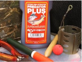 Bait-Tech Tekutá esence Liquid Predator Plus 250ml