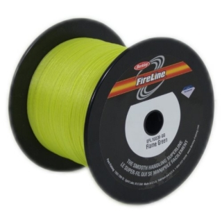 Berkley FireLine 0.10mm/ 1800m Flame GREEN