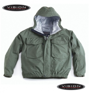 Vision Bunda GILLIE JACKET Green L