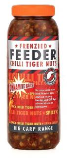Dynamite Baits Frenzied Feeder Chilli Tiger Nuts 2,5l