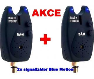 Signalizátor D.A.M. Blue Motion 1+1