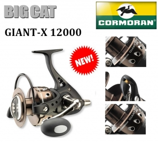 Cormoran Big Cat Giant-X 12000