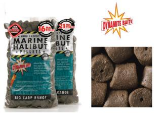 Dynamite Baits Marine Halibut Pellets 16mm/900g