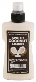 Bait-Tech Tekutá esence Sweet Coconut 250ml